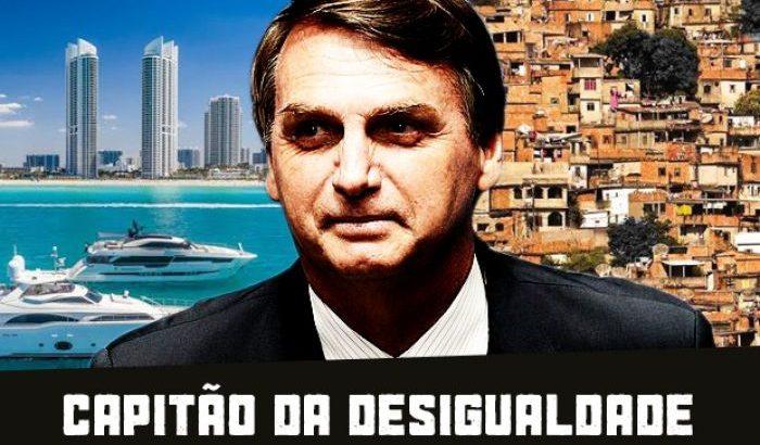 Plano de Bolsonaro aumenta a pobreza e a concentração de renda, diz Dieese